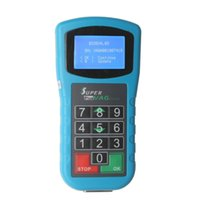 Wholesale Odometer Correction Key Programmer - Wholesale-Auto Key Programmer Super VAG K+CAN hot sale with odometer correction function Super VAG K+CAN Plus 2.0 with free shipping