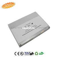 BEST- NUOVO 5400mAh 9 celle batteria del computer portatile per Apple PowerBook G4 17