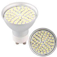 Wholesale 3w E27 Smd3528 - CE ROHS Quality LED Spot Light SMD3528 60PCS DC12V 110V 220V Spinning Aluminum Body Two Years Warranty
