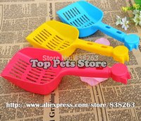 spade dog - High quality cats sand shovel Pet cleaning tools Sand leakage spade Dogs cat products supplier