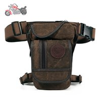 Wholesale Bag Motocycle - motocycle bag Alforjas Moto Canvas Backpack Maletas Motocicleta bolsa pierna motocicleta ktm bag free shipping 106