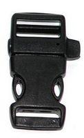 "Wholesale Side Release Buckles Whistle Wholesale - 20pcs lot 3 4"" plastic Whistle paracord bracelet Buckles clasp side release shackles for paracord bracelet outdoor emergency survival tool"
