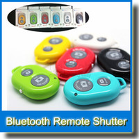 Promozione senza fili Bluetooth scatto remoto Camera Control autoscatto Shutte per iPhone iOS iPad Samsung HTC LG Android Phone