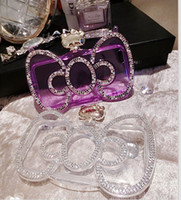 Wholesale Iphone Case Cover Perfume - Fashion Gift Cute Hello Kitty Diamond Perfume Bottle Soft Bowknot Case For iphone 6s 4.7''6plus 5.5''Handbag Style With Chain TPU Cover