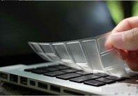 ingrosso macchia della tastiera della retina del macbook-TPU Crystal Keyboard Custodia protettiva Cover ultrasottile Trasparente Trasparente per MacBook Air Pro Retina 11 confezione da 13/15 pollici EU USA Retail