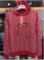 Wholesale Fleece Outlet - Brand new men casual Hoodies sweatshirt Solid color Print trend Fleece Cotton pullover coat warm Clothes Factory outlet
