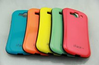 Wholesale Galaxy Note Case Korea - New iface mall Candy Color Soft Korea style case For iphone 5s 6 plus i7 17plus Samsung galaxy s5 note7 s6 edge note 4