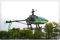 Wholesale Mjx F45 F645 Rc Helicopter - Wholesale-MJX F645 Heli F45 Remote Control rc Helicopter with Gyro 2.4G Single-Paddle 70CM Camera AND Brush Motor Free shipp radio control