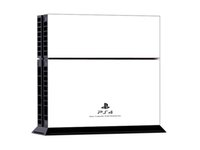 Wholesale White Ps4 Console - WHITE 0159 SONY PS4 DECAL SKIN PROTECTIVE STICKER for SONY PS4 CONSOLE CONTROLLER