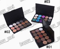 Wholesale eyeshadow logos for sale - Group buy Factory Direct DHL New Professional Makeup Eye No Logo Colors Eyeshadow Palette