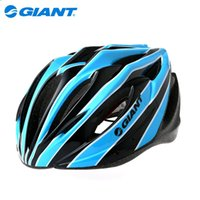 Wholesale Giant Bicycle Safety Helmet - GIANT GX5 ABS CE 17 Vents In-Mold Ultralight Included Pad Visor Adults Bike Bicycle Safety Cycling Cycle Helmet