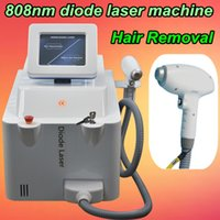 Wholesale Fastest Machine - Freezing Point System 808nm Diode Laser Painless and Security Fast Permanent Hair Removal Machine Beauty Equipment 5 million shots