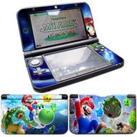 Wholesale Decal Mario - Super Mario Bros 001 Vinyl Decal Skin Sticker For Nintendo 3DS XL LL
