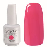 Commercio all'ingrosso 302-Colors 15 ml Gelpolish 1476 Gel Lacquer Primer Nail-Art-Paint-UV-Gel impregna fuori dallo smalto del gel polacco