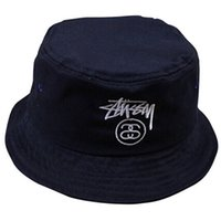 Wholesale hat fisherman - Wholesale-2015 Summer Fashion Brand Woolen Bucket Hat Sun Striped HipHop Fisherman Cap Camouflage