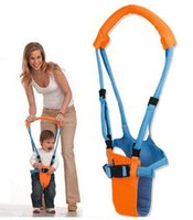 Wholesale Learning Walkers - Retail Baby Walker 2016 new style Toddler keeper Safety Harness Assistant Walking baby carrier Harnesses kids Learning Walk 201510HX