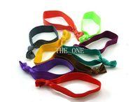 Wholesale bracelet accessories for women for sale - fold over elastic hair ties bracelet elastic wristbands ponytail scrunchies for women kids girl ponytail holder Hair Accessories Mixed Color