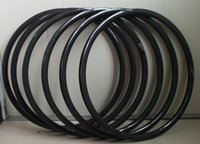 Vollcarbon Mtb Bike Räder 26er / 27.5er / 29er Mountain Cycle Rim 16-32 Löcher