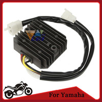 Wholesale Virago Motorcycle - For Yamaha ATV Motorcycle Regulator Rectifier XV750 Virago 1981-1983 XV920 Virago XZ550 Vizion 1982-1983 Voltage Rectifier order<$18no track