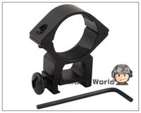 paintball lasers - Airsoft Tactical Paintball Hunting Rifle Scope Mount mm High QD Scope Laser Sight Shotgun Ring Mount mm RIS Weaver Rail order lt no trac