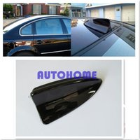 Wholesale Dummy Antenna - 1 X Universal Auto Car Shark Fin Roof Decorative Decorate Antenna Dummy Aerial order<$18no track