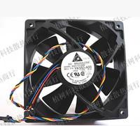 Wholesale fan 12v 12cm resale online - Delta CM V A AUC1212DE YK550 A00 Pin cooling fan