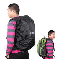 Wholesale Backpack For Water Bag - 35-55L M Outdoor Backpack Rain Cover Bag Water Resist waterProof packsack cover for camping H4996B