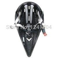 Wholesale Time Race Bikes - Wholesale-LIMAR Speed Demon BMX Bicycle Bike Cycling Timing Race Helmet Space Helmet With 15 Holes Visor Size L 54-61cm 370g