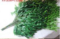 Wholesale Wicker Wholesalers - Simulation willow branches willow branches simulation plant simulation wicker 12pcs