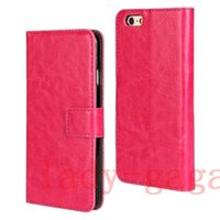 Wholesale Nexus 4s Case - Flip Wallet Leather Case Cover Pouch Purse Stand w  ID Card Slot for iphone 4 4S 5 5S 6 4.7 6+ 5.5 HTC M8 Mini M9 Nokia 625 635 Nexus 6
