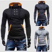 Wholesale Hoodie Promotion - Freeshipping ,Promotion,New Men's Fashion Sports Hoodies Sweatshirts,Top Brand Men's Clothing.Cotton,Korean Slim Style ZW93