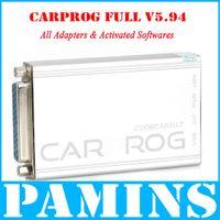 Wholesale Carprog Repair - Wholesale-DHL Carprog Full Repair Tool V5.46 With Softwares Activated And All V5.31 V5.94 V6.8V7.28Programmer Airbag Reset Diagnostic Tool