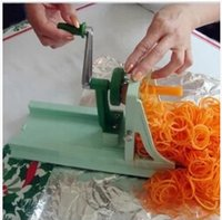 Wholesale Vegetables Japanese - Japanese rotating cut vegetables device TURNING SLICER cut vegetables shredder Fruit & Vegetable Tools