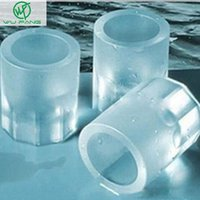 Wholesale Shot Glass Cool - Single Bar Party Drink Ice Tray Cool Brain Shape Ice Cube Freeze Mold Ice Maker Mould Shooters Supplies Shot Glasses