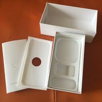 apple iphone 5s 5c сотовые телефоны оптовых-Для 5 5C 5S BOX сотовый телефон коробки для iphone 4 / 4s 5 5c 5s 16G 32G 64G без аксессуаров 100 шт.