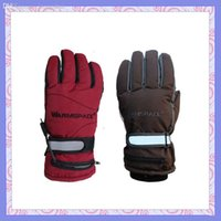 Wholesale Rechargeable Heated Gloves - Wholesale - Warmspace Rechargeable Electric Heating Gloves With Double Rechargeable Battery Keep Warm 4hours Outside Winter Warm