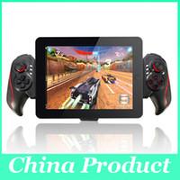 melhor controlador bluetooth venda por atacado-Melhor Sem fio Telescópica Bluetooth Jogo Controlador Gamepad Joystick Game Handle Telefone Celular Suporte 5-10 Polegada BTC-938 010210