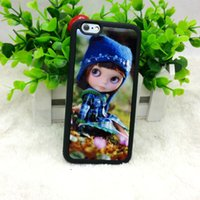 Wholesale Iphone 4s Tpu Black - 2D Rubber TPU DIY sublimation case for Iphone 4 4s 5 5s se 5c iphone 6 6s 7 with aluminium metal sheet Glue 100pcs lot