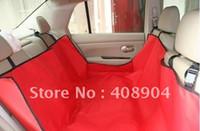 Wholesale pet car seat cover for sale - new DHL Cradle Pet Hammock Dog Car Seat Cover Protector Mat CD cm