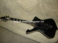 Wholesale Left Handed Black Beauty - Left Handed Guitars Black ICEMAN IC300 Electric Guitar Beauty guitars High Quality OEM Cheap