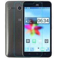 Wholesale Screen Protector For Zte Grand - ZTE S291 Premium 9H 2.5D 0.3mm Tempered Glass Screen Protector Film Shield For Original ZTE Grand S2 S291 with Package order<$10 no tracking