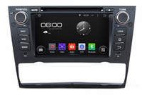 """Wholesale Dvd Bmw E92 - 1024*600 4-core HD 1 din 7"""" Android 4.4 Car DVD Player for BMW E90 E91 E92 E93 With GPS 3G WIFI Bluetooth IPOD TV Radio USB AUX IN"""