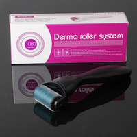 Wholesale derma roller for hair loss resale online - 1200 microneedle body derma roller mm dermaroller Therapy For Cellulite Stretch Marks Hair Loss