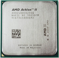 Procesador AMD Athlon II X2 240 (2.8GHz / 2MB L2 Cache / Socket AM3) CPU de piezas dispersas de doble núcleo