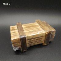 tirelire magique achat en gros de-Magic Box en bois un tiroir à l'intérieur -Petit, Puzzle Jouets Une façon amusante de donner un cadeau d'argent