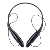 casque bluetooth achat en gros de-En plein air Sport Stéréo Casque In-ear Sans Fil HV-800 Neck-strap Style Bluetooth 4.0 + EDR Musique Casque Écouteur avec Microphone