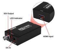 Wholesale Sdi Box - 2015 New Style 3G SDI to HDMI HD Video Converter 480i 576i 720P 1080P SDI to HDMI Converter 3G-SDI Adaptor