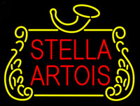 Stella Artois Beer Bar Neon Sign Negozio di Pub KTV Club Restaurant Display Neon Signs Real Tubo di vetro Custom Logo Advertisement 17