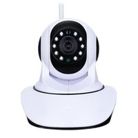 HD 720P Wireless IP Camera WIFI Onvif Vigilância de vídeo Sistemas de alarme Rede de segurança Home IP Camera Night Vision