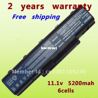 Wholesale Acer 4732 Battery - Free shipping- Laptop Battery AS09A31 AS09A41 AS09A51 AS09A61 AS09A71 for Acer Aspire 4732 4732Z 4937 laptop Emachi